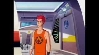 Galactik Football Season 3 Episode 7: Fathers and Sons (English)