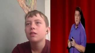 Peter Kay misheard lyrics reaction