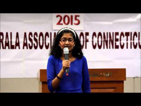 Aswathy Kurup 2015 KACT Spring