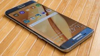تقييم هاتف سامسونج جلاكسي اس 7 إيدج   Samsung Galaxy S7 edge Review