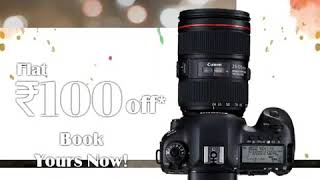 DSLR For Rent (Chennai) Free Delivery