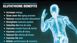 ASEA provides the body up to a 500% Increase in Glutathione Efficiency