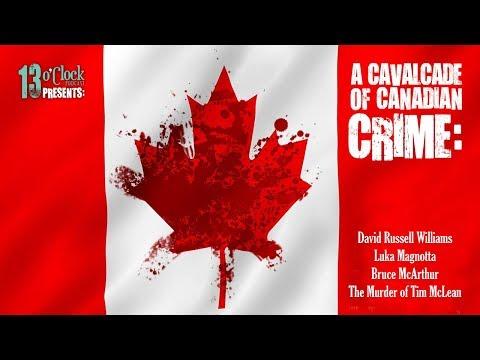Episode 172 - A Cavalcade of Canadian Crime