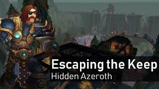 Exploring the Zone Outside of Shadowfang Keep