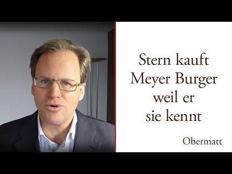 Meyer Burger, weil Stern sie kennt