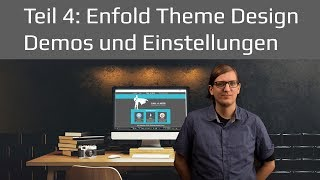 Enfold Theme Demos und Einstellungen | Wordpress Tutorial 2019 Teil 4 deutsch / german