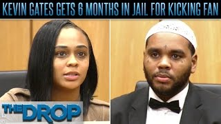 Kevin Gates Goes to Jail for Battery Charge – The Drop Presented by ADD