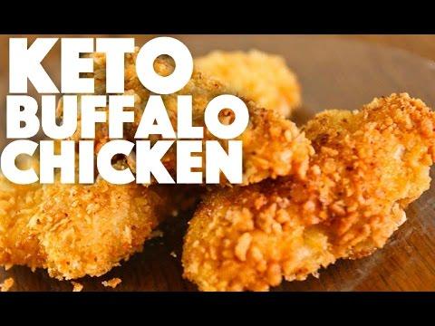 keto-buffalo-chicken-recipe---keto-diet-meal-prep-recipes---ketogenic-weight-loss---lchf