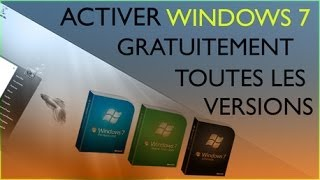 Activer Windows 7 sans clé d