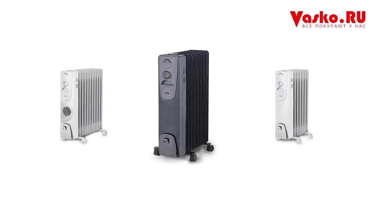 Масляные радиаторы - обзор популярных моделей масляных .