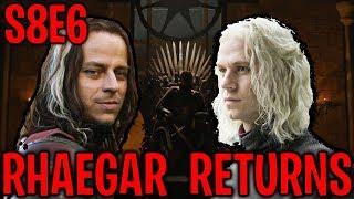 S8E6 Rhaegar Targaryen Returns ? | Game of Thrones Season 8 Episode 6