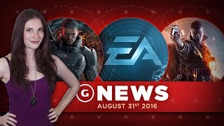 Battlefield 1 Server Issues & EA Explain No Mass Effect Remasters! - GS Daily News