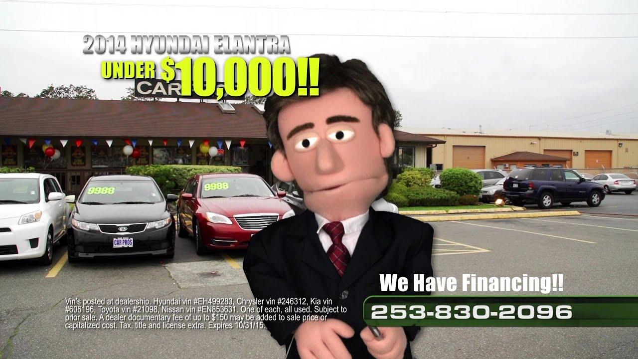 Car Pros Kia of Ta a Muppet Used