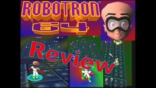Robotron 64 Review