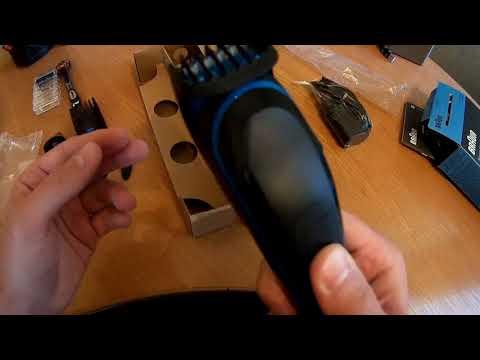 Набір для стриження BRAUN MGK3245 + бритва Gillette