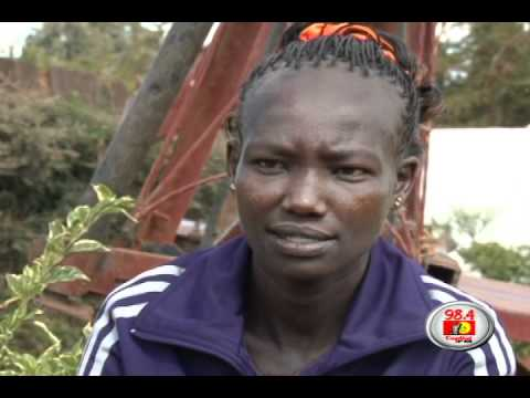 Retracing the steps to Glory - Mary Keitany