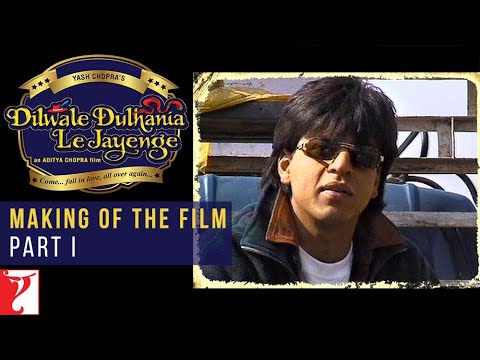 DDLJ Making Of The Film - Part I | Aditya Chopra | Shah Rukh Khan | Kajol