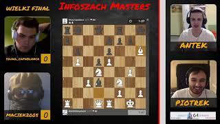Gambar cover Kontrowersyjny WIELKI FINAŁ Infoszach Masters