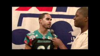 AFLNation: Arizona Rattlers WR Chris Jackson