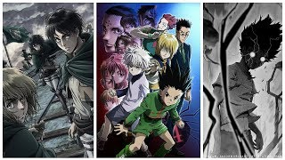Top 10 Anime of the Decade (Hindi)