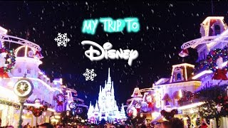 My Trip to Disney 2014 Thumbnail