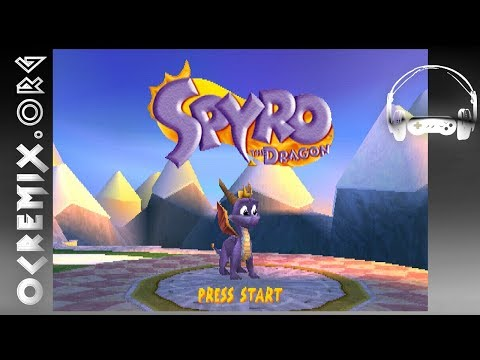 "Spyro the Dragon ReMix by Laarx: ""I'll Torch Him!"" [Artisans, Title] (#3592)"