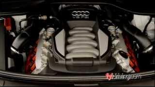 2012 Audi A8 Car Review -- Audi A8 Test Drive, Audi A8 Review Fyidriving.com