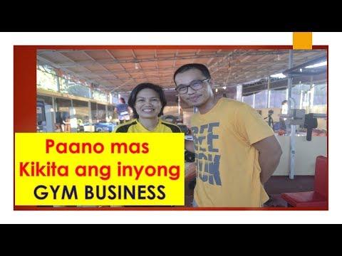 Paano Mas Kikita Ang Iyong GYM Business