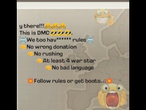 How To Make Awesome And Longer Clan Description In Clash Of Clans