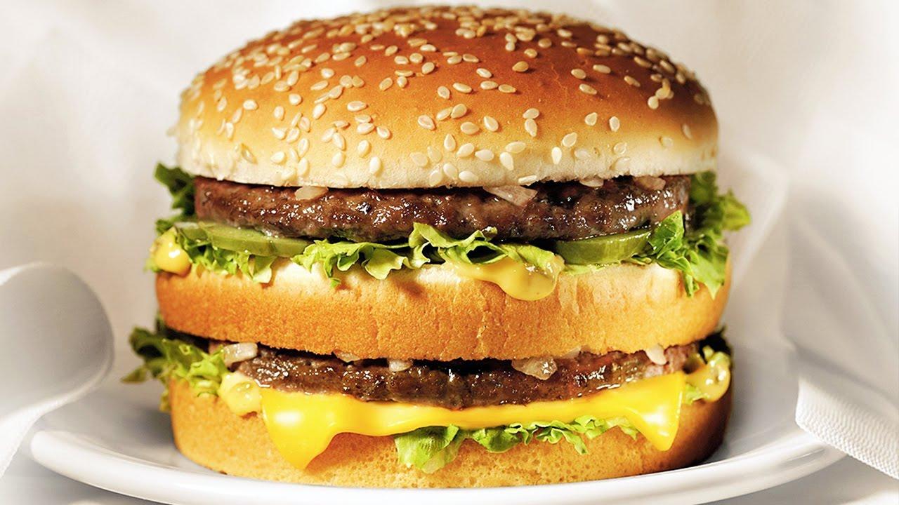 Moderne Recette du Big Mac Façon Mcdo   FastGoodCuisine - YouTube KM-28