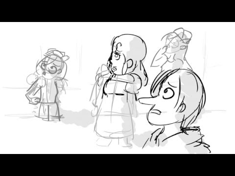 It's Gonna Get Weird Storyboard (Fanmade)