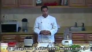 Surowe przepisy - Paul Nison w kuchni (1/3) [PL] Thumbnail