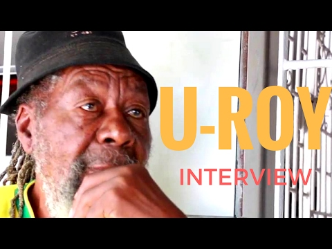 """Daddy U-Roy Interview """"Speaks on 'the genius of King Tubby"""""""