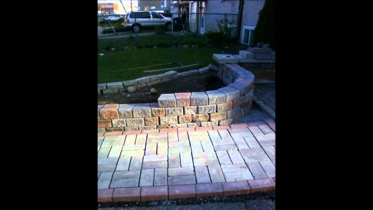 front yard landscaping on a budget youtube