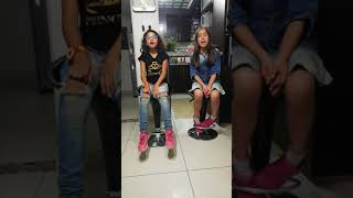 Andrea Ruiz y Sara  murcia (cuando sea grande)