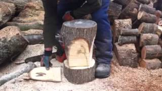 Chainsaw Carving At Hebrides Garden Machinery
