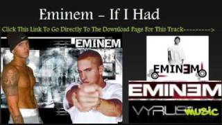 Eminem - If I Had