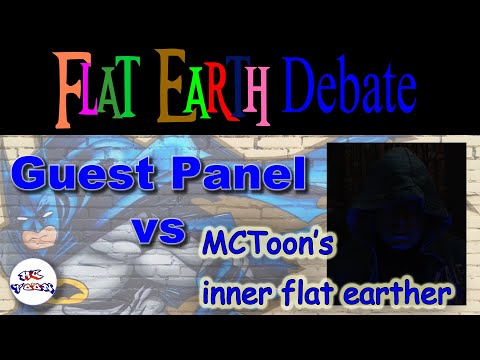 MCToon's inner flat earther destroys an entire gaggle of globeheads thumbnail