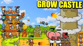 OLEADA 21100, SETUP Y CONQUISTA MÁXIMA - GROW CASTLE | Gameplay Español