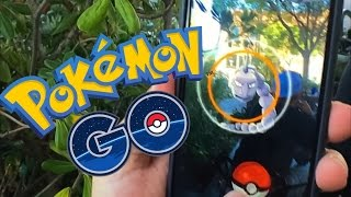 PLAYING Pokémon GO IN PUBLIC IS EPIC!