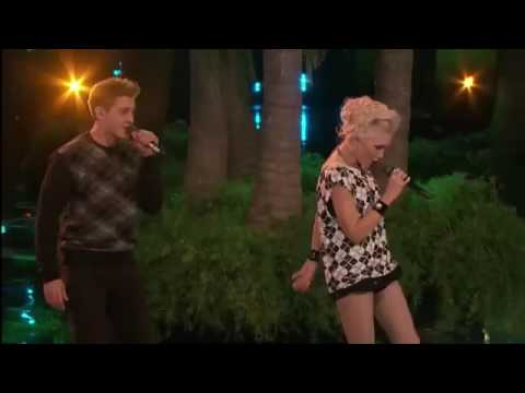 The Voice 2014 - Team Gwen   The Tide Is High.mp4