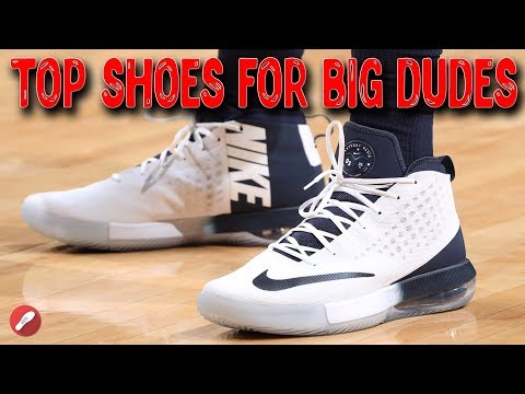 Top Shoes for Big Guys! - YouTube