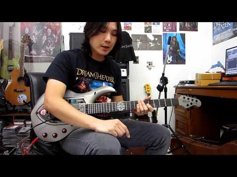 รีวิวกีตาร์ Ernie Ball Music Man John Petrucci Nomac Majesty Guitar