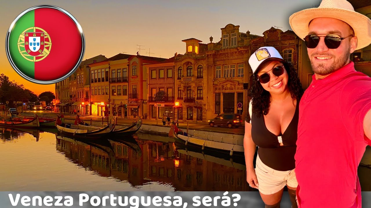 AVEIRO A VENEZA PORTUGUESA, SERÁ MESMO? Lugar incrível N311 | Aveiro - Portugal