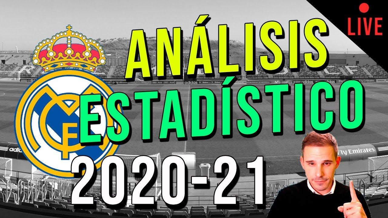 ANALISIS PLANTILLA REAL MADRID | MINUTOS Y ESTADÍSTICAS
