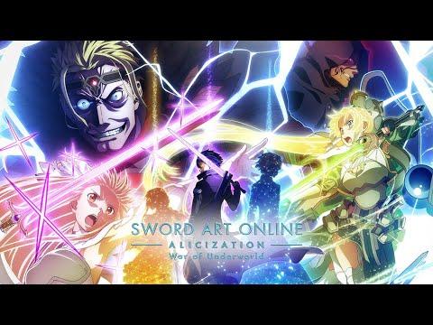 Sword Art Online: Alicization - War of Underworld Part 2   Now on AnimeLab! - YouTube