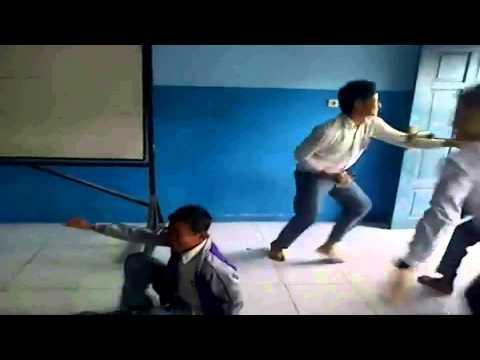 Serizawa V Genji - Versi Anak SMKTI Pratama (X-TKJ)