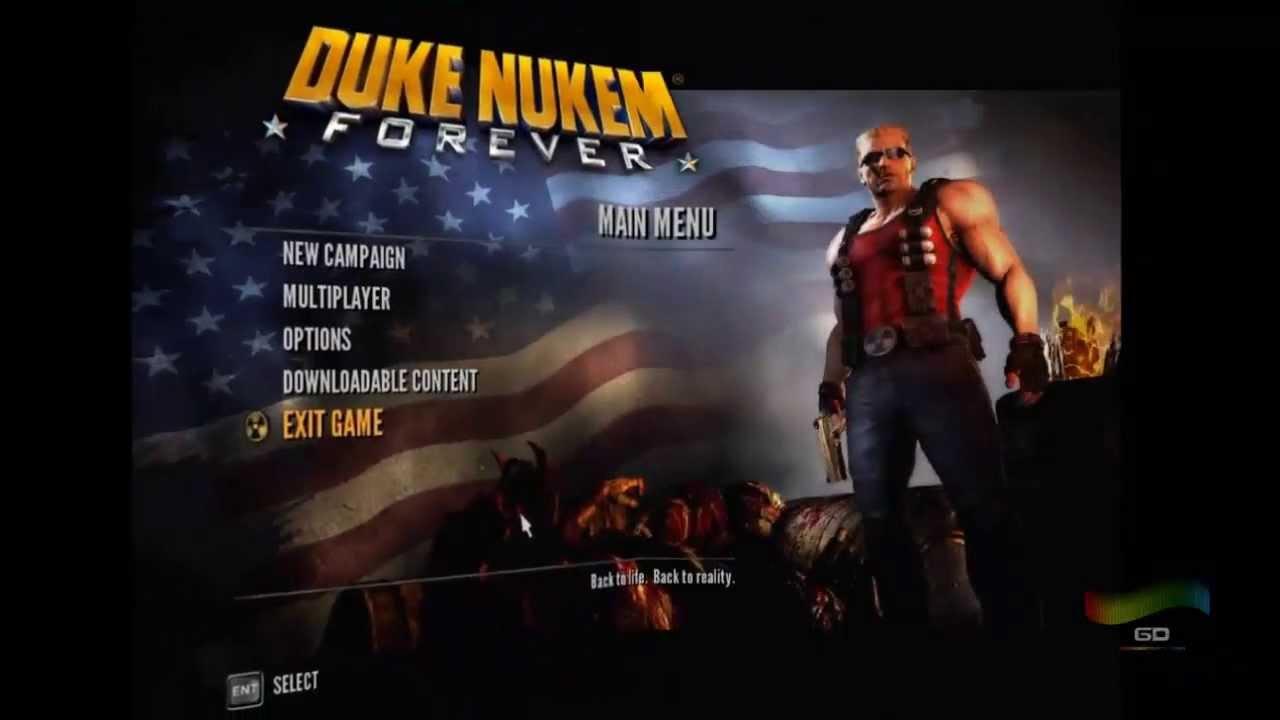 Duke Nukem Online