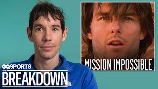 Alex Honnold Breaks Down Iconic Rock Climbing Scenes | GQ Sports
