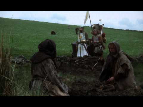 "Monty Python ""Anarcho-Syndicalist Commune"""
